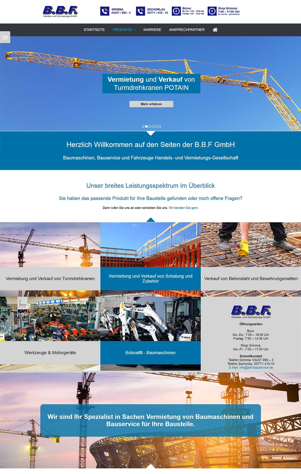webdesign-flashlightmedia-werbeagentur-leipzig-grimma-startseite-BBF-Bauservice-webseite