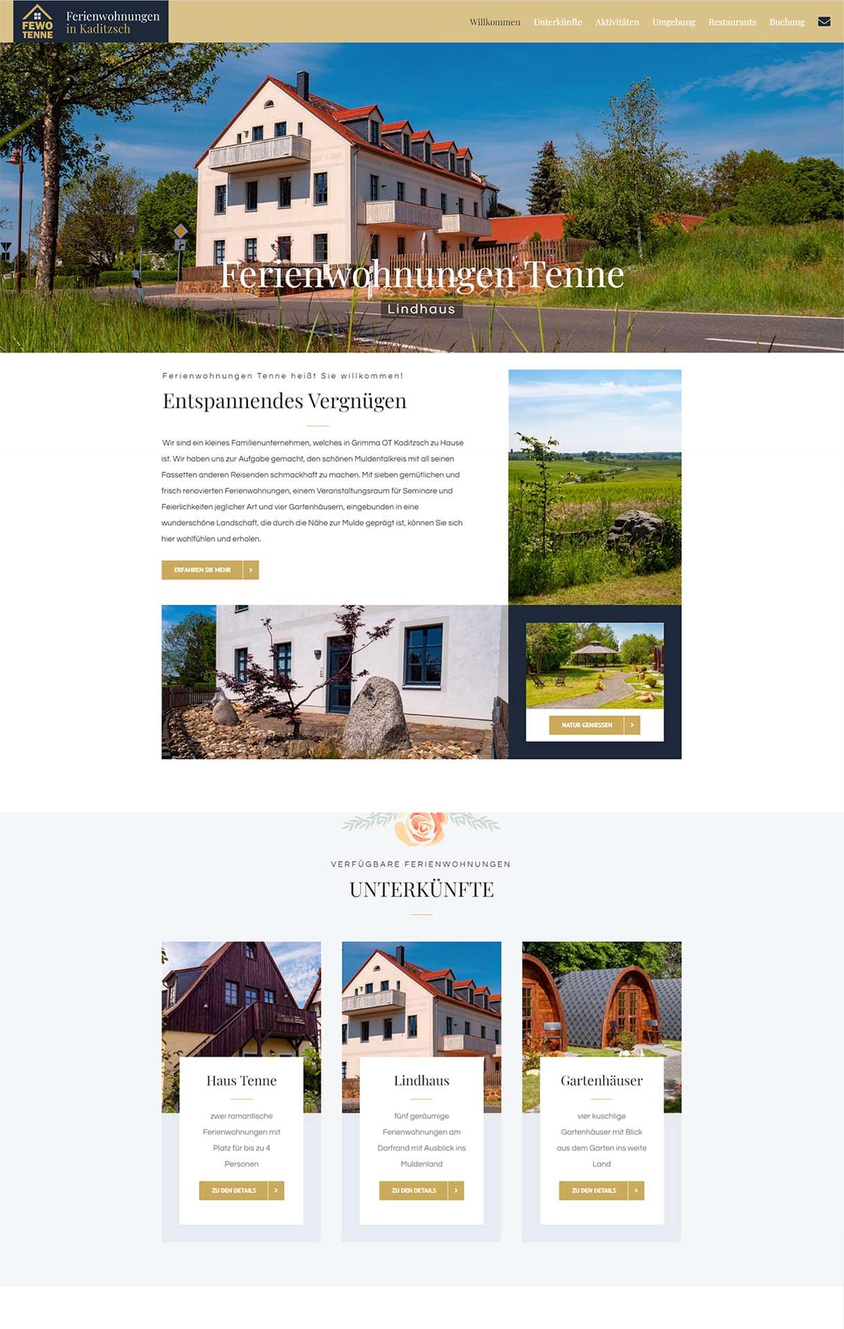 webdesign-flashlightmedia-werbeagentur-leipzig-grimma-startseite-ferienwohnung-tenne-webseite